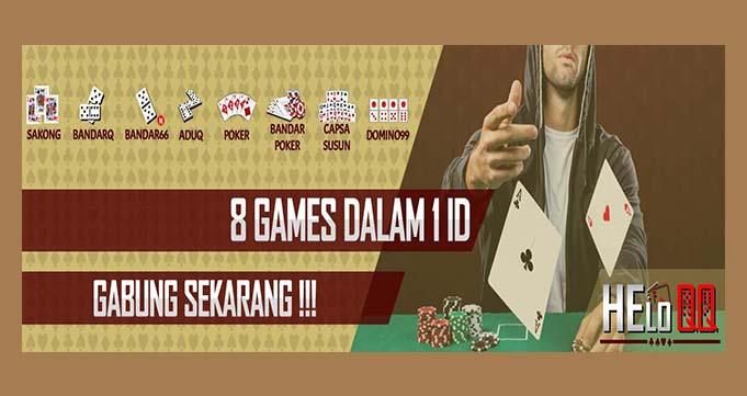 Jenis Permainan Situs Poker Online Uang Asli